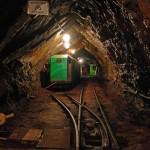 Důlní vlak