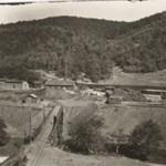Důl v 50. letech 20. století