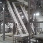 Dopravníkový systém pro přepravu sypkých produktů 010