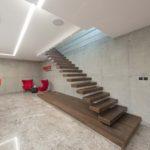 Samonosné (visuté, vetknuté) schodiště