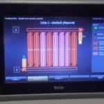 Dopravníkový systém pro automatický zásobník 013