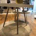 Nohy pro kulatý stůl pietro filipi stores