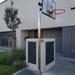 Nosná konstrukce pro basketbalový koš