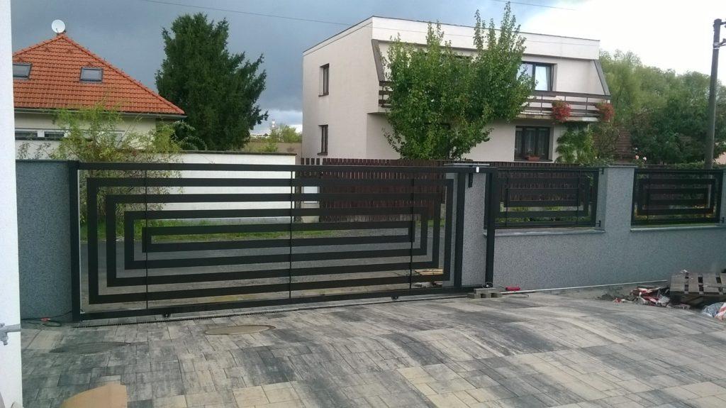 Vjezdová brána