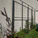 Nerezový lankový systém pro popínavé rostliny