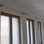 Garnýže a záclonové tyče